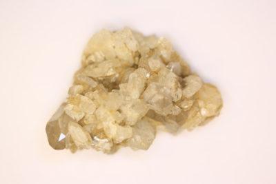 Albitt og bergkrystall gruppe 30g 3.5×4.5cm