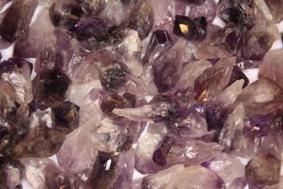 Ametyst krystall fra Brasil og Uruguay 3 til 4cm