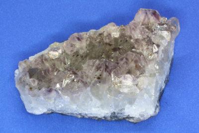Ametyst med Hematitt gruppe 320g 5x8cm fra Brasil