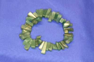 Aventurin grønn armbånd