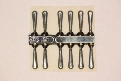 Markør dråper 12mm