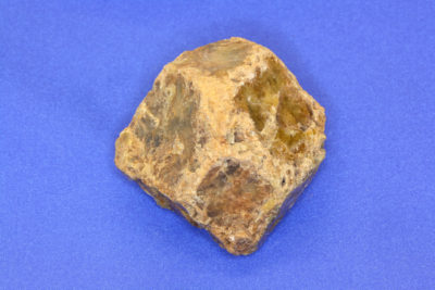 Granat Grossular krystall 180g 4.5x5cm