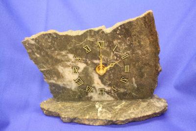 Gullmalm fotklokke A 0.8kg 16cm bred 12cm høy