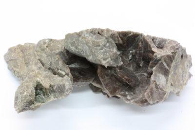 Axinitt (Fe) fra Klodeberg i Arendal 65g 3.5x8cm