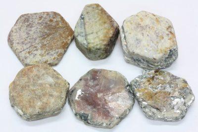 Corund krystall ca 2cm fra Sagstuen på Årnes i Norge
