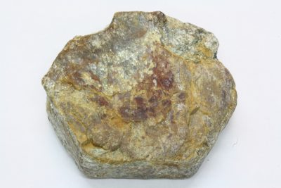 Corund krystall 53g 39x41x13mm tykk fra Sagstuen på Årnes i Norge