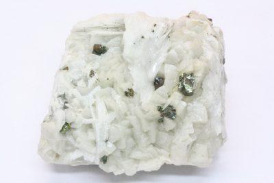 Dolomitt Pyritt og Barytt 175g 5x6cm fra Marokko