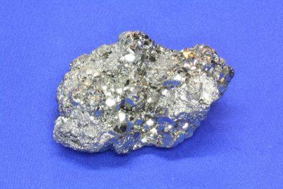 Pyritt gruppe B 175g 4x7cm fra Huanzala Mine i Peru