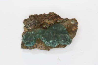 Rosacitt C krystaller på moderstein 8g 20x32mm fra Durango i Mexico