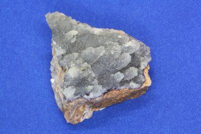 Smithsonitt blå A 28g 3x3cm fra Sinalda i Mexico