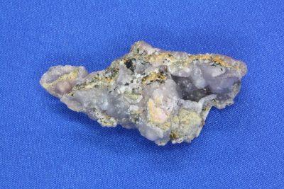 Smithsonitt blå C 23g 2×4.5cm fra Sinalda i Mexico