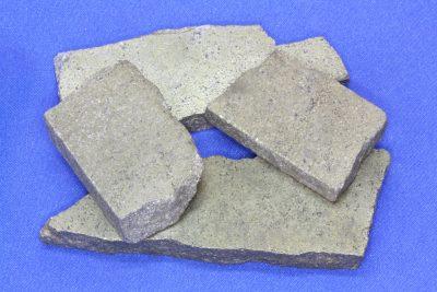Svovelkis platebit 4 til 6cm fra Hjerkinn gruve på Dovre