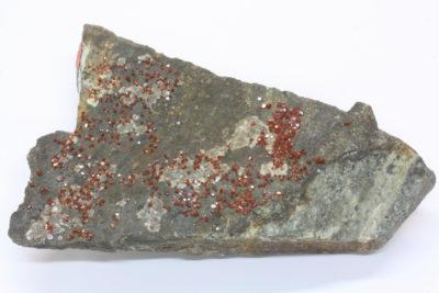 Vanadinitt A fra Apache Mine, Globe i Arizona USA 210g 7x10cm