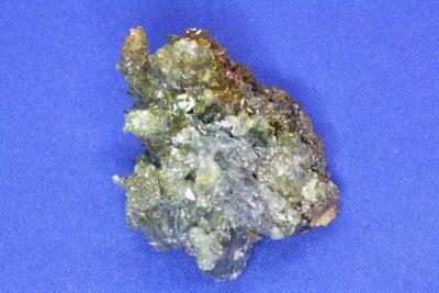 Zincitt C krystallklynge 38g 33x40mm Syntetisk Polen