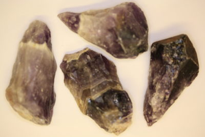 Bånd ametyst krystall 6 til 8cm