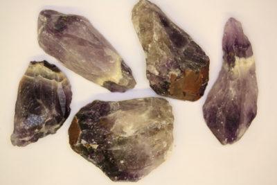 Bånd ametyst krystall 5 til 6cm