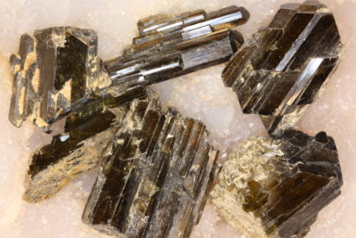 Epidot krystall 3 til 4cm