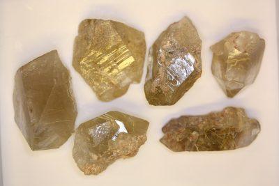 Rutilkvarts krystall 3 til 4cm