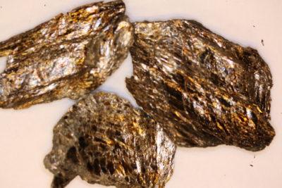 Biotitt brun 6 til 8cm