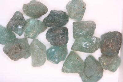 Apatitt grønn krystall  ca 1cm