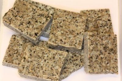 Granitt platebit 4 til 5cm