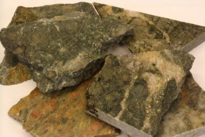 Gullmalm platebit 4 til 6cm