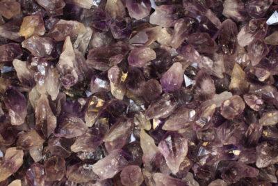 Ametyst krystall fra Uruguay ca 3cm