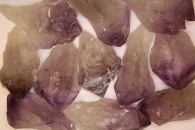 Ametyst krystall fra Brasil 6 til 9cm