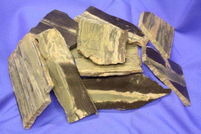 Hornfels Landskap skive 6 til 10cm