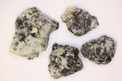 Sølv med galena og kvarts fra Colorado