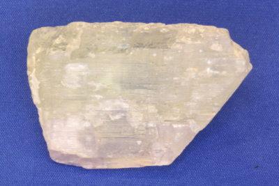 Hiddenitt krystall 42g 20x44mm fra Chitral valley i Pakistan