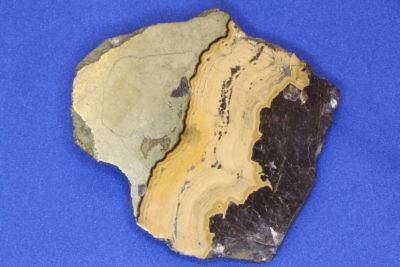 Galmei C skalk 195g 6.5x7cm fra Olkusz i Polen «Sphaleritt Galena»