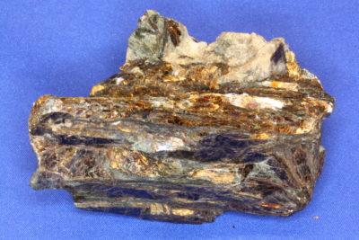 Astrophyllitt på moderstein fra Chibiny Kola-Halbinsel Russland 140g 4.5x7cm