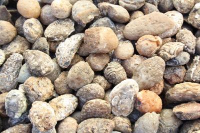 Agat geode «ocos» rå hel geode 4 til 6cm fra Brasil