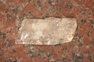 Krystall Elestial   fra Sørskogen i Bardu 23g 2.5x6cm