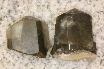 Calcitt Fantom krystall 3 til 4cm
