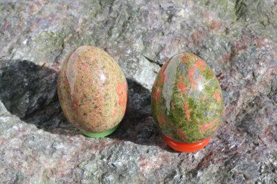 Unakitt egg 38x50mm