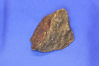 Arsenopyritt krystaller i moderstein fra Filipstad i Sverige 235g 4.5×7.5cm