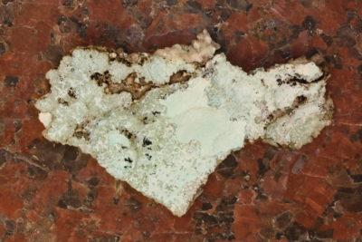 Auricalcitt fra Mapimi i Durango Mexico 20g 4x7cm