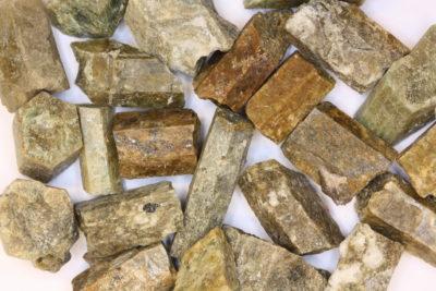 Beryll brun krystall ca 2cm