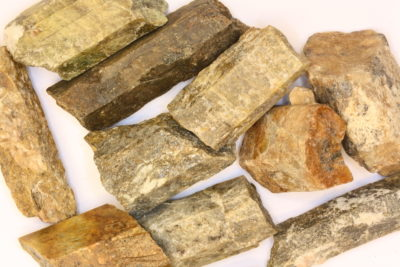Beryll brun krystall 3 til 4cm