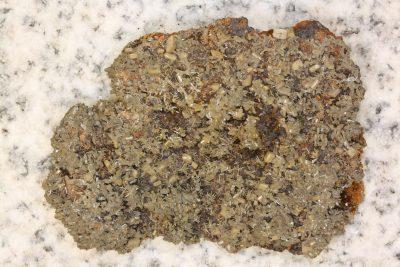 Wulfenitt krystaller på moderstein Mapimi Durango i Mexico 55g 5x7cm