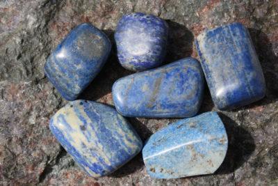 Lapis Lazuli polert fra Chile ca 5cm