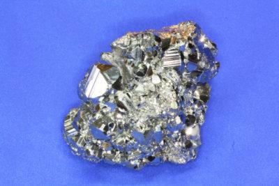 Pyritt gruppe 510g 7×8.5cm fra Huanzala Mine i Peru