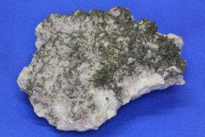 Rhodocrositt med Bergkrystall og Pyritt 360g 7×9.5cm fra Bia Mare i Romania
