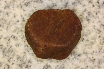 Rubin krystall fra Afrika  115g 30x45mm