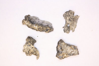 Sølv fra Kongsberg ca 20mm i mikroeske