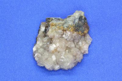 Smithsonitt gul 36g 3.5×4.5cm fra Tsumeb i Namibia
