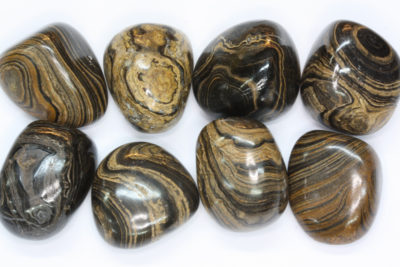 Stromatolitt polert  ca 2.5cm