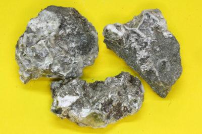 Talc på moderstein 3 til 4cm fra Altermark i Rana
